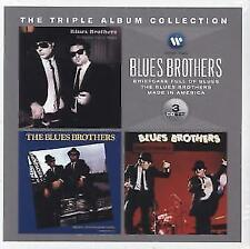 The Triple Album Collection von The BLues Brothers (2015)