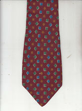 Givenchy-[If New $300]-Authentic-100% Silk Tie-Made In Italy-Gi25- Men's Tie