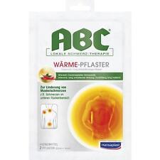 HANSAPLAST med ABC Wärmepflaster Capsicum   2 st   PZN 2295643