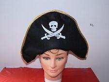 Pirate Hats Fancy Dress Halloween Costume Accessories