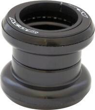 "Black Steel Acor Threadless  1.1/8"" Mtb Bike Headset AHS-21301"