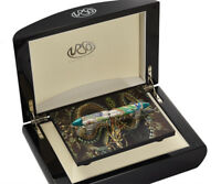Rollerball pen Urso Luxury Dragon in Sterling Silver 925 limited edition