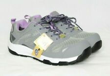 Nautilus Women's safety shoes Velocity Gray Mesh Composite Toe size 8.5 New