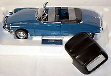 CITROEN DS 19 CABRIOLET 1964-68 bleu pacifique Bleu Blue 1:18 sun star platinum