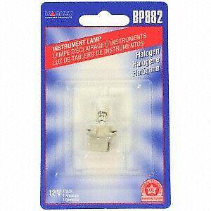 Wagner BP882 882 12V Instrument Panel Light Bulb With Socket