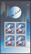 GREENLAND :2003 Santa Claus  of Greenland Min. Sheet SGMS437unmounted mint