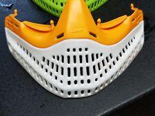Jt Proflex Bottoms Orange White Limited Edition Paintball Mask