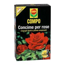 Concime per Rose con Guano Scatola 1 kg Compo