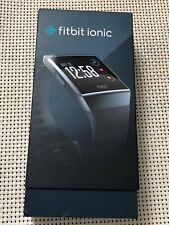 Fitbit Ionic Watch. Small and Large strap.