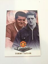 Manchester United Futera Platinum 1999 Greatest Card (TT)