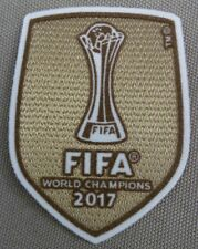 Parche Mundialito FIFA World Champions 2017 Mundial Clubes camiseta Real Madrid