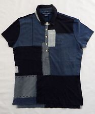 Ralph Lauren Women's No Pattern Fitted Collared Tops & Shirts