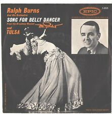 RALPH BURNS--PICTURE SLEEVE + 45--(SONG FOR BELLY DANCER)--PS--PIC--SLV