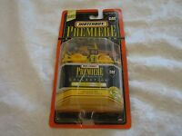 Matchbox Premiere Construction Collection Soil Compactor Yellow