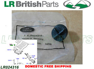 LAND ROVER BATTERY COVER CLIP ROVER EVOQUE DISCOVERY SPORT 2015 ON OEM LR024316