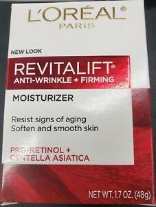 Loreal Revitalift Anti-Wrinkle & Firming Moisturizer 1.7 oz / 48 g