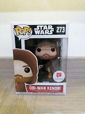 Funko Pop Vinyl Star Wars Obi-Wan Kenobi Hooded Walgreens Exclusive #273