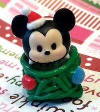 Disney Tsum Tsum EXCLUSIVE Seasonal Holiday Mickey Vinyl Stackable Christmas