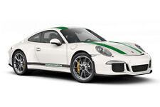 Porsche 911 R (991) blanc/grün, Art Nr. 452630000, Schuco H0 1:87