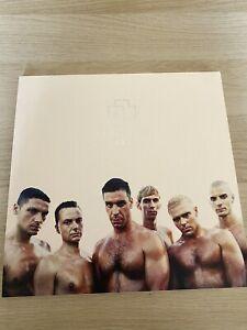 Rammstein Herzeleid XXV Limited Edition Vinyl LP