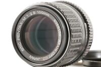 """""""EXCELLENT"""" SMC Pentax-M 100mm f2.8 1:2.8 PK Mt. Portrait Lens for LX MX KX K2"""