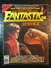 FANTASTIC FILMS #31 SPIELBERG talk about E.T. - DARK CRYSTAL - CREEPSHOW