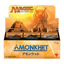 Magic The Gathering Amonkhet Sealed Booster Box English