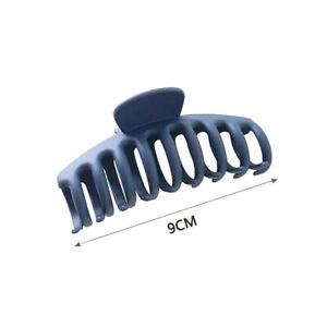 Large Plastic Banana Grip Hair Claw Hair Clip Girls Hairpin Crab Claw Jaw Clamp
