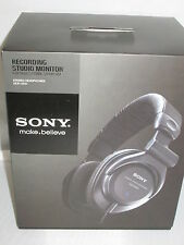 SONY MDRV600 STUDIO MONITOR SERIES HEADPHONES: MDR-V600