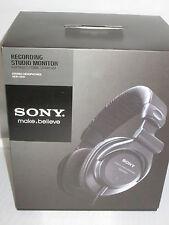 SONY MDRV600 STUDIO MONITOR SERIES HEADPHONES: MDR-V600