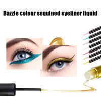 Longlasting Glitter Eyeliner Liquid Eye Shimmer Shadow Liquid Makeup Beauty Tool
