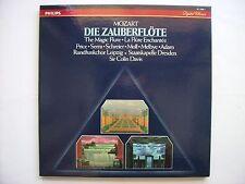 MOZART- DIE ZAUBERFLÖTE  - BOX 3 LP - EXCELLENT CONDITION
