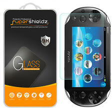 Supershieldz Sony PlayStation Vita 1000 Tempered Glass Screen Protector Saver