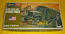G.M.C. CCKW-353 CARGO TRUCK 1/72 Model Kit Hasegawa - COME NUOVO