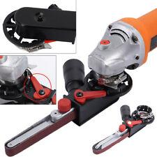 """DIY Sander Belt Sanding Head Convert Adapter For 100mm 4"""" Electric Angle Grinder"""