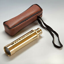 ZHUMELL Bring em Near Pirate Spyglass 25x30mm with leather case.