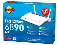 AVM FRITZ!Box 6890 V2 (LTE- oder DSL-Modem, bis 300 MBit/s, WLAN AC+N)