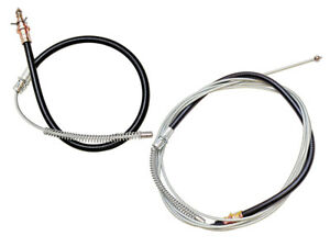 1969-71 Torino Brake Cables Rear LH and RH Pair Fairlane Comet Cyclone Ford New