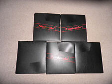 nintendo nes 10 game sleeves - fully tested and working