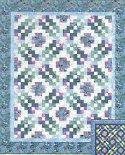 Color Weave quilt pattern by Marjorie Rhine of Quilt Design NW