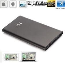 5000MA Power Bank WiFi Spy Hidden Camera Motion Detection Night Vision 1080P DVR