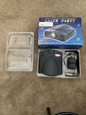 party laser light projector