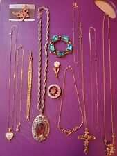 New ListingVintage Junk Drawer Jewerly, Awesome Braclets, Everythings Perfect, Not Junk!