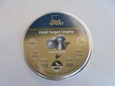 H and N field target trophy .177 airifle pellets x 500