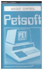 Weight Control for Commodore PET from Petsoft