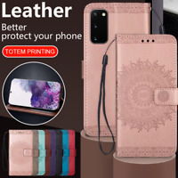 Per Samsung S20 + S10 S9 S8 S7 6 Custodia Flip Cover In Gel Per Paraurti In Gel