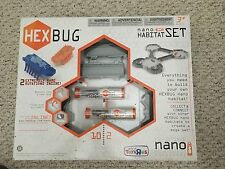 HTF HEXBUG Nano Habitat Set w2 Rare Micro Robotic Mutation Hex Bug TRU Exclusive