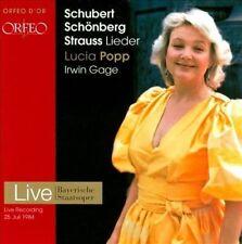 Six Songs After Friedrich Von Schlegel/Selected Li, New Music