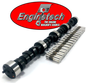 Stage 2 HP RV Camshaft & Lifters for Chevrolet SBC 283 305 327 350 443/465 Lift