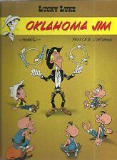 RARE / BD - LUCKY LUKE : OKLAHOMA JIM